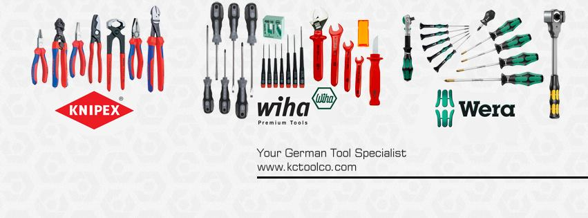 German Tools Kinipex Wiha Wera