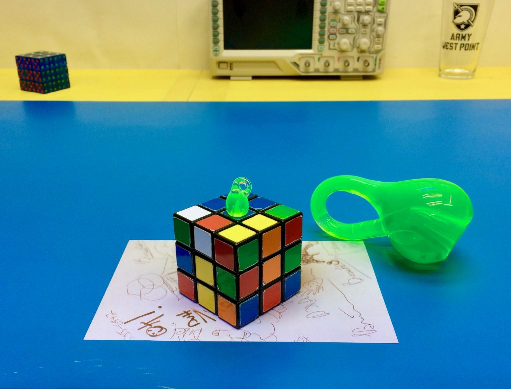 Rubik's Cube Klein Bottle