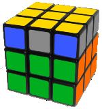 Solve Rubik's Solve Last Layer Corners: PLL