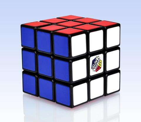 Rubik's Cube Brand 3x3x3 Cube Puzzle