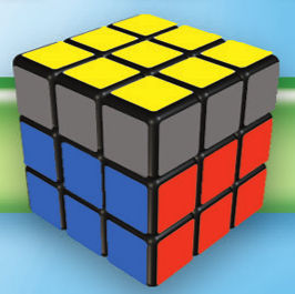 Rubik's Cube Last Layer OLL