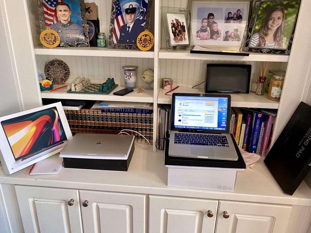 """2019 MacBook Pro 16"""" & (mid 2012) MacBook Pro 13"""""""