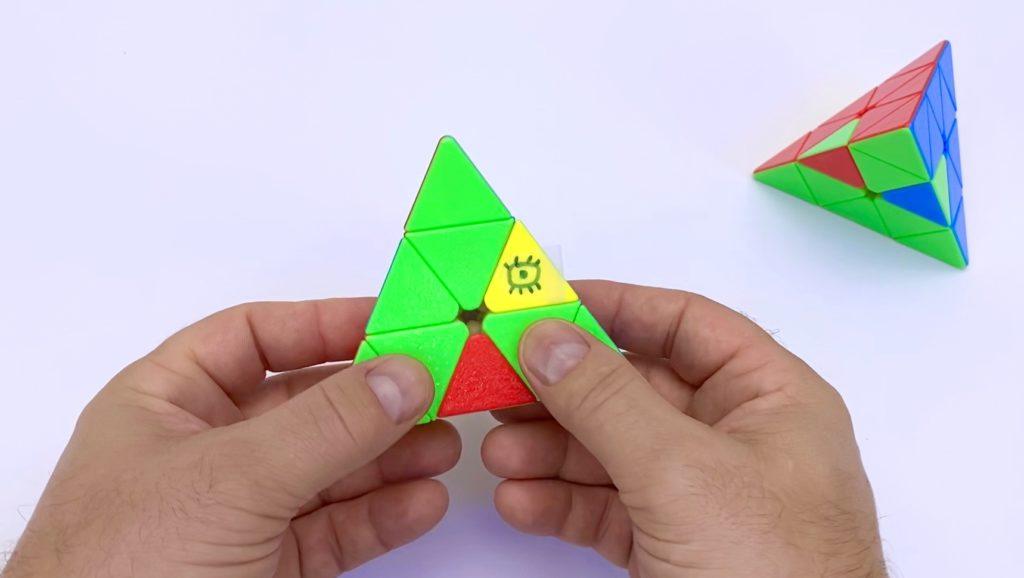 Pyraminx LL Case 1