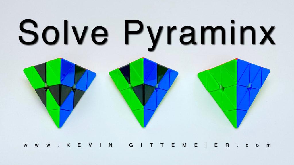 Pyraminx Tutorial