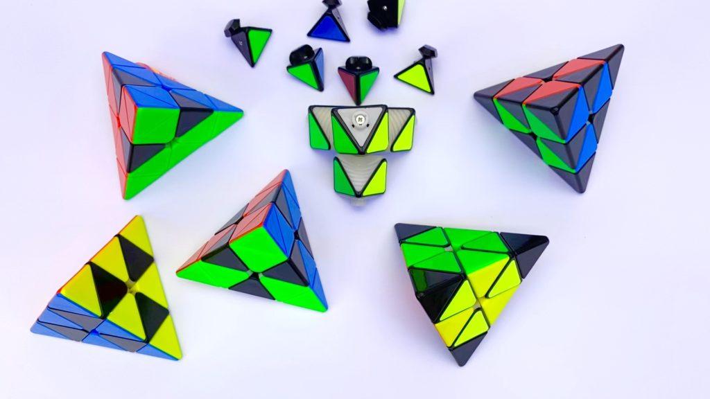 Pyraminx Cube Demos Tutorial