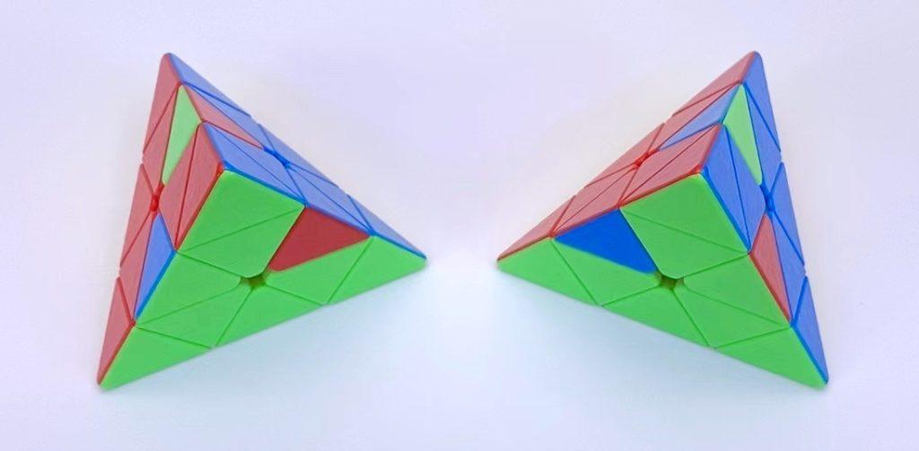 Pyraminx LL Case 4 & Case 5