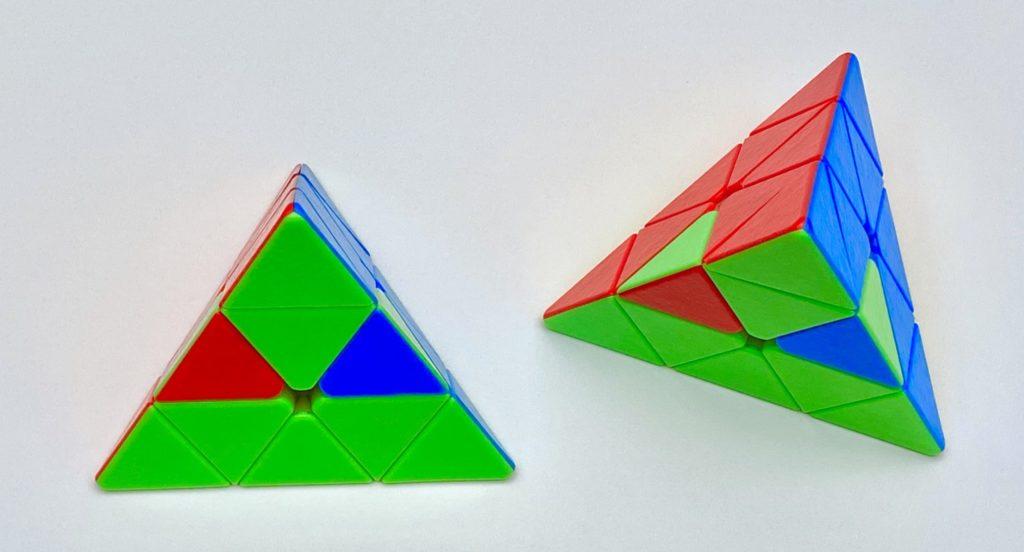 Pyraminx Last Layer Case 1