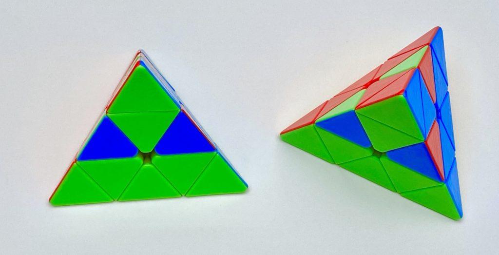 Pyraminx Last Layer Case 2