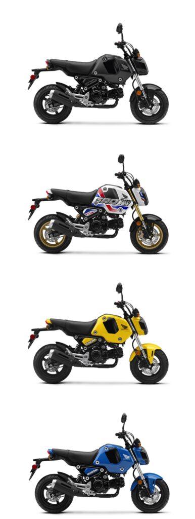 Honda Grom Options