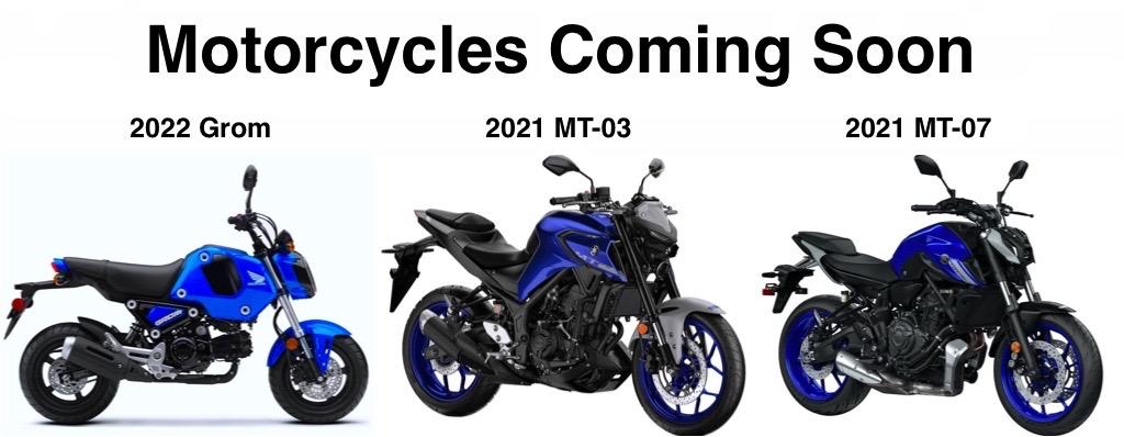 Street Bike Motorcycles
